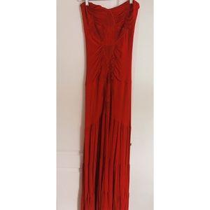 ❤️ SKY RED MAXI DRESS ❤️
